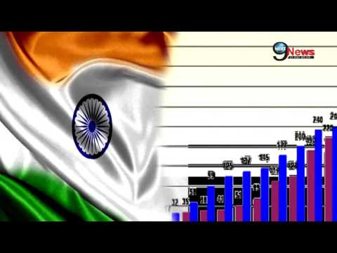 'भारत बनेगा दुनिया की तीसरी सबसे बडी इकॉनमी' | India to Become Third Largest Economy: UK Think Tank