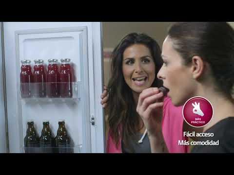 Nuria Roca confía en los frigoríficos LG. Descubre los detalles