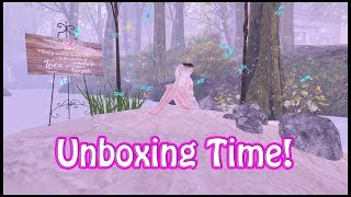 Unboxing Time! Deco(c)rate For June! (Second Life)