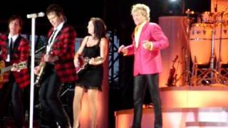 Rod Stewart - Inverness - Maggie may