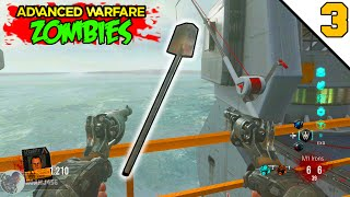 "Exo Zombies ""CARRIER"" Easter Egg Tutorial - Fishing Pole & C4 - Step 3 Update (Advanced Warfare)"