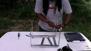 DJ Tips - how to make your own laptop stand