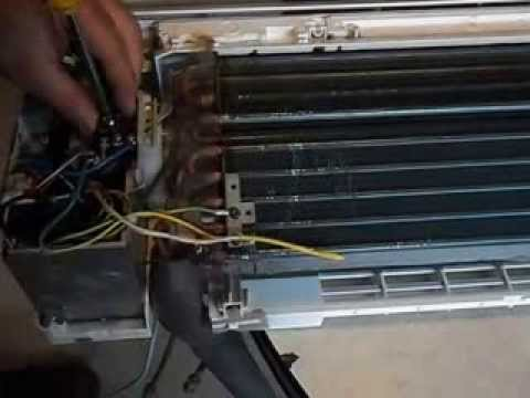Aire acondicionado split cambio de placa electronica youtube for Placa electronica aire acondicionado