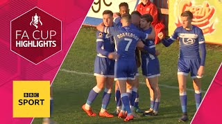 FA Cup | Exeter City 2-2 Hartlepool United | Highlights | BBC Sport
