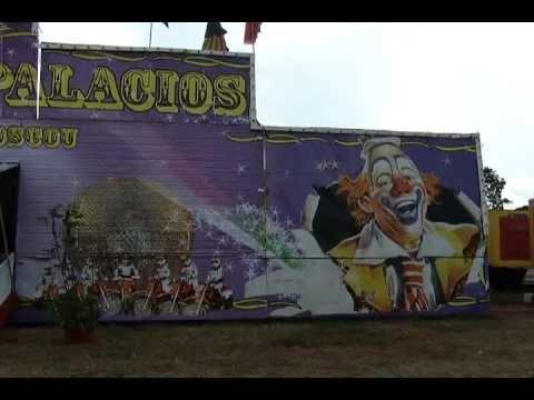Um dos circos mais tradicionais do país está em Uberlândia