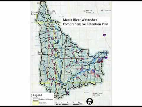 F-M Area Diversion, Presentation 6: Red River Retention Modeling