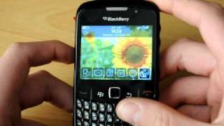 review of blackberry curve 8520
