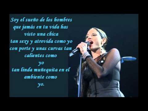 las letras de las canciones de natalia: