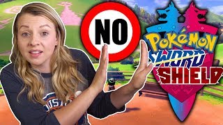 Everything I DO NOT Want In Gen 8 Pokemon Switch!