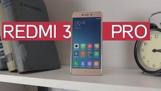 Xiaomi Redmi 3 Pro: распаковка рядом с Mi4 и Redmi 3. Первый взгляд.