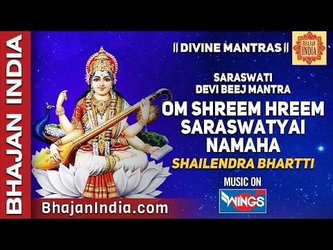 Saraswati Mata Mantra | OM Shreem Hreem Saraswatyai Namah Meditation Chants