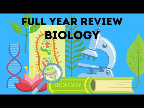 Life Science and Biology Year in Review - Cells-Genetics-Evolution-Symbiosis-Biomes-Classification