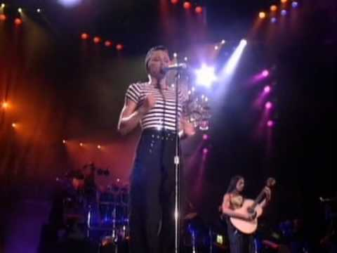 Madonna - La Isla Bonita [the Girlie Show] video