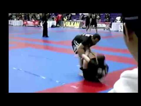 Ken Primola Grappling Takedown Highlight Image 1