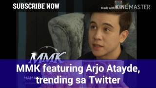 MMK Gay Role ni Arjo Atayde Trending sa Twitter