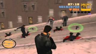 GTA III Rampage (Saint Mark
