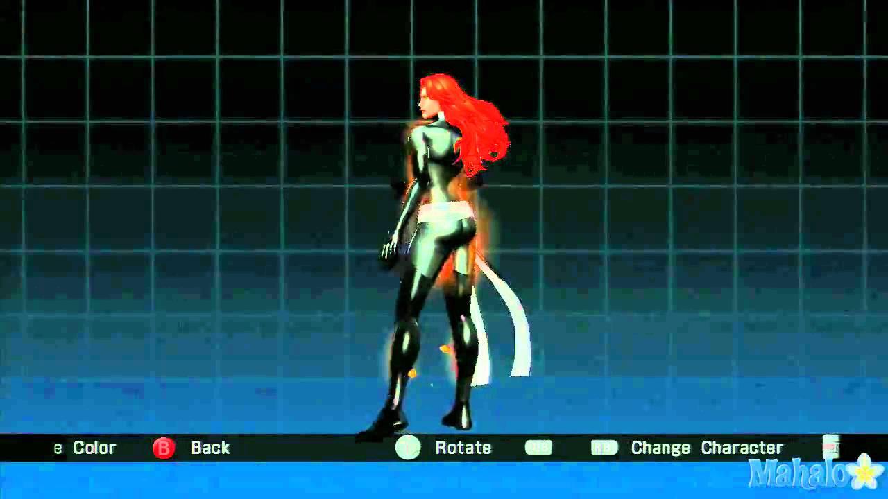 Costume Marvel vs Capcom 3 Marvel vs Capcom 3 Costumes