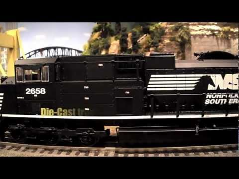 Lionel Legacy Norfolk Southern SD70M-2  #2658