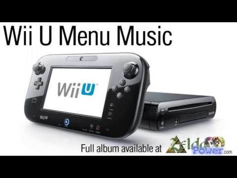 Wii U Menu Music - Settings