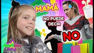 24 HORAS MI MADRE ME DICE SI A TODO! NO PUEDE DECIR NO! ME COMPRAN TODO! VOY A CASA DE MI NOVIO