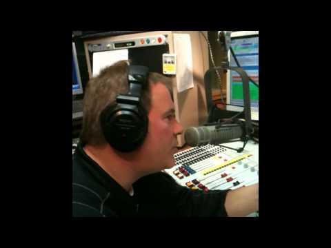 Adam Dutkiewicz LIVE on 98Rock Baltimore Part 3
