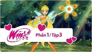 Game | Winx Club Phần 1 Những tiên nữ Winx xinh đẹp Tập 3 | Winx Club Phan 1 Nhung tien nu Winx xinh dep Tap 3
