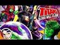 Titans Ravens Soul Gone? Ms Martians Secret... - Complete Story