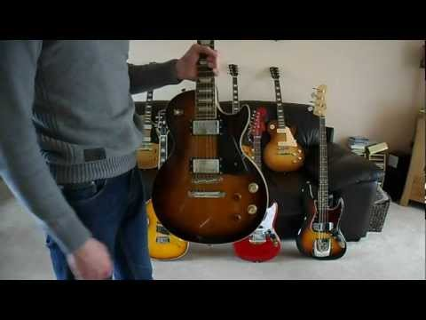 My Guitar&Gear Collection (May 2012)