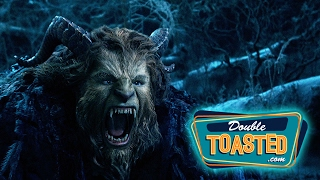 BEAUTY AND THE BEAST 2017 MOVIE TRAILER #3 REACTION - Double Toasted Review