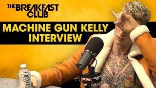 Machine Gun Kelly Breaks Down Eminem Feud, Halsey Rumors, Mac Miller
