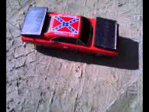 My Solar Powered General Lee