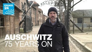 AUSCHWITZ 75 YEARS ON