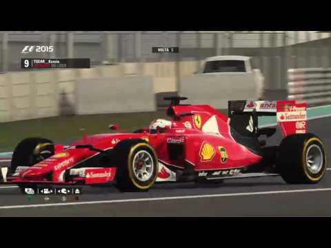 FBAV TV- 4ª Temporada-GP de Abu Dhabi  Cat F1 PS4