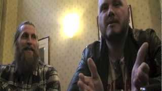 SOILWORK interview with Loud tv