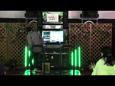 GunFes2011 DDR FREAK