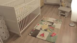 Zsombi - babaszoba - baby nursery  Timelapse HD