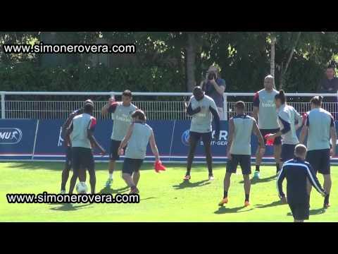 Funny PSG, Thiago Motta et Ibrahimovic: