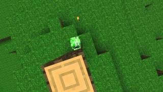 Minecraft - Creeper wants a hug