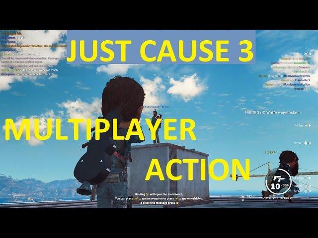 Руководство запуска: Just Cause 3 по сети (Fix by REVOLT)