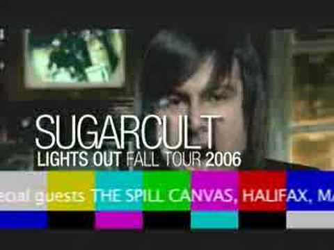 Sugarcult Lights Out Fall Tour. Sugarcult Lights Out Fall Tour. 0:14. Promo spot for Sugarcult's Fall Tour.