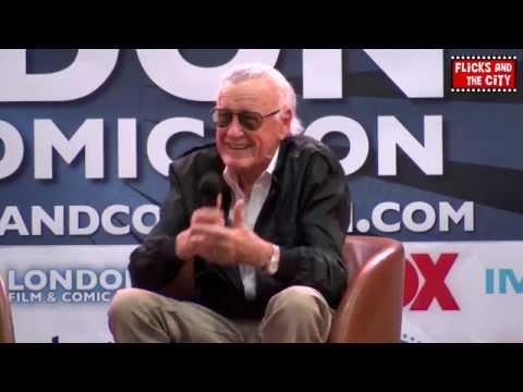 Stan Lee Comic Con Panel LFCC 2014