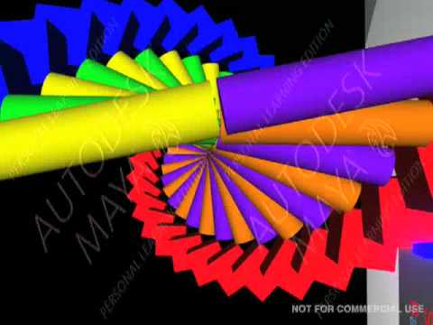 3d Model of Dna Labeled Dna 3d Structure Model With