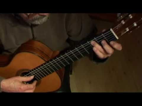 Fantasie XII - Alonso Mudarra, Guitar version