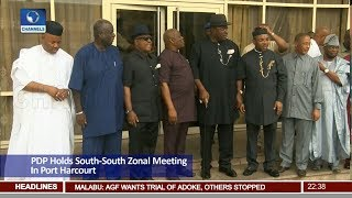 PDP Vows To Return To Power in 2019 Pt.3  News@10  19/02/18