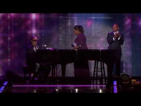 Jamie Foxx & Stevie Wonder on Oprah! 25 years [1080p HD] klip izle