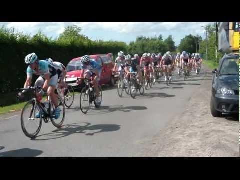 Wedstrijd te Oosteeklo (29/07/2012) (A - categorie) (WAOD) (NGMT Cycling Team)