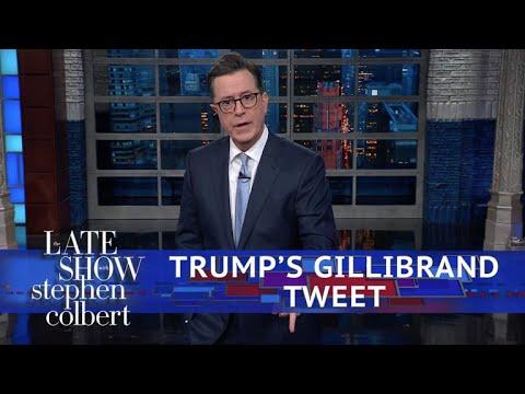Trump's Most Shameless Tweet Of 2017?
