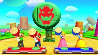 Mario Party: The Top 100 - All 2 Vs. 2 and 1 Vs. 3 Minigames
