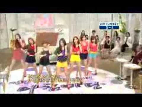 Корейские танцы современные обучение - d7cc