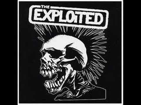 Exploited - They Lie